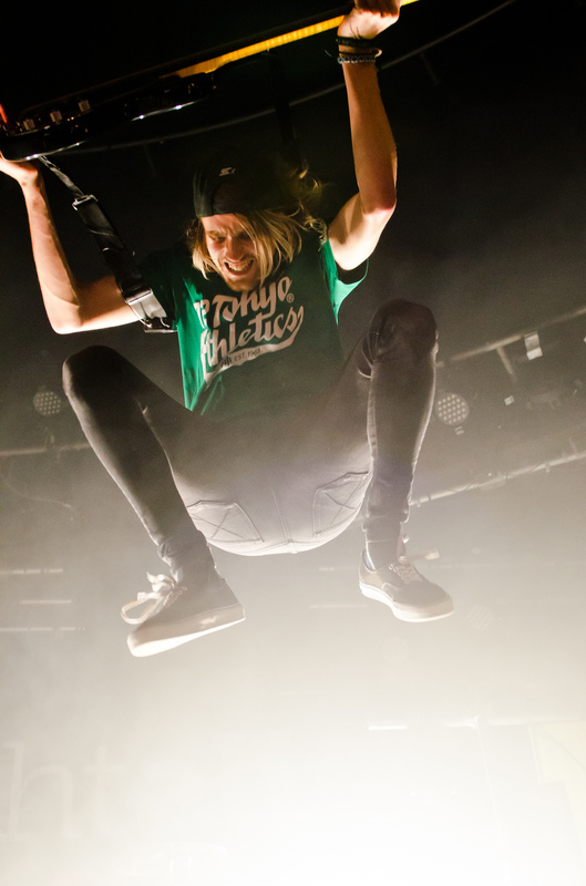 Maria de Vera Photography - Tonight Alive