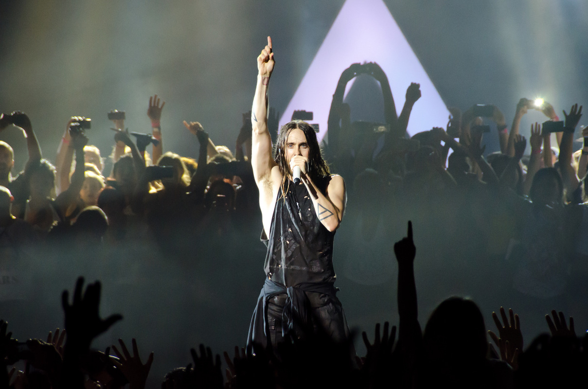 Maria de Vera Photography - Thirty Seconds To Mars