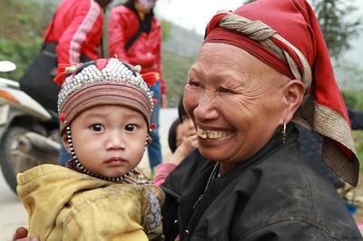 face of vietnam - Po Si Ngai, Lao Cai