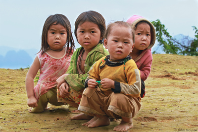 face of vietnam - Children, Nam Dat