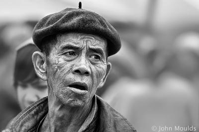 face of vietnam - Lost Dong Van Market. Ha Giang