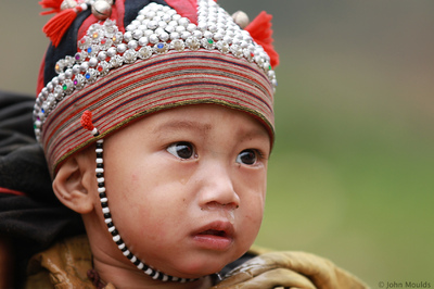 face of vietnam - Boy in Po Si Ngai, Lao Cai