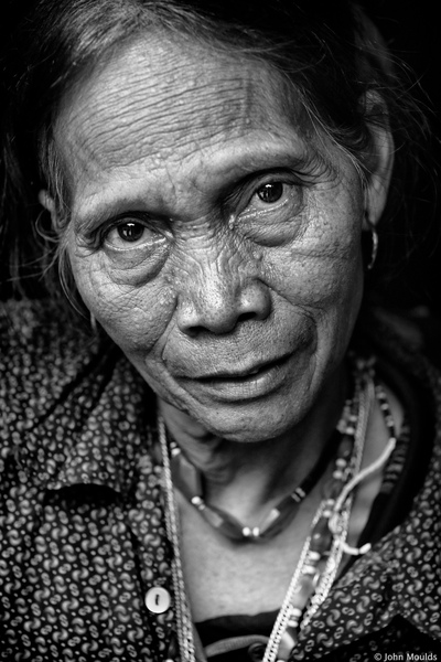 face of vietnam - Mrs Ca Don in Huong Thuy Village, A Luoi