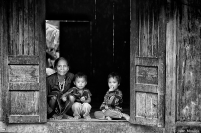 face of vietnam - Our House in A Hua Townlete, A Luoi
