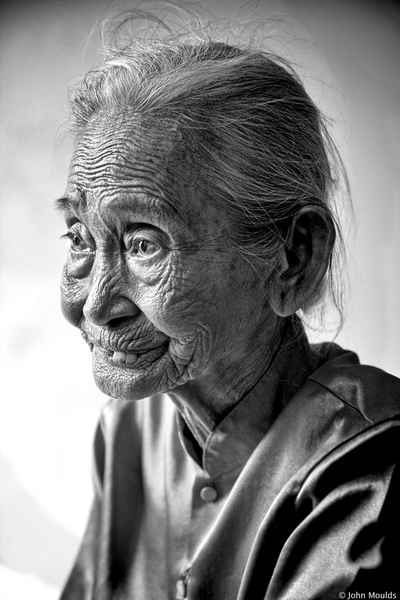 face of vietnam - Ba Noi, Hue City