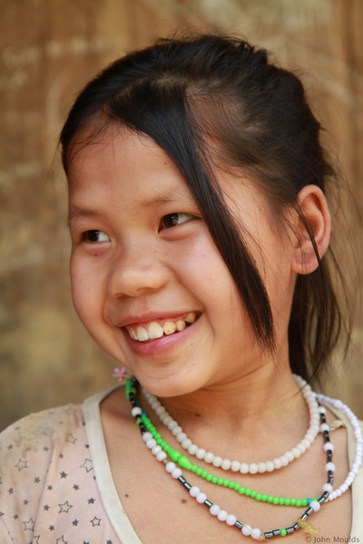 face of vietnam - Girl from Xa Nieu Tong, Cau Song Nhue, Ha Giang