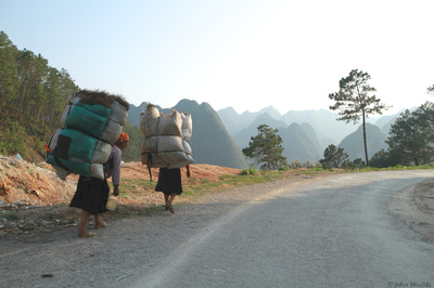 face of vietnam - The long road home Ma Li Peng Pass, Ha Giang