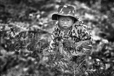 face of vietnam - Little General Xin Man District, Ha Giang