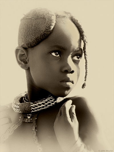 face of vietnam - Himba people, Ganzi