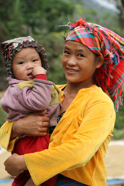 face of vietnam - Can Ty, Ha Giang