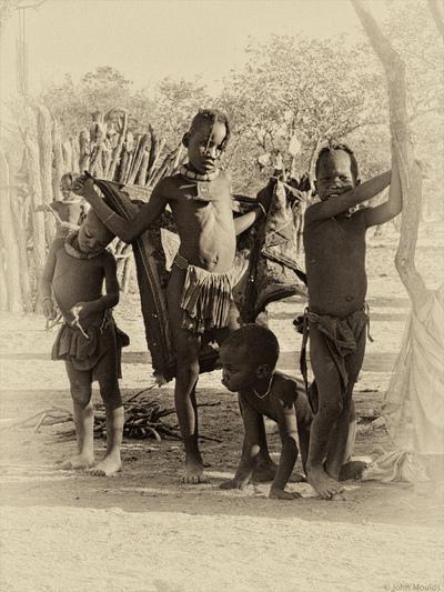 face of vietnam - Himba people, Ganzi