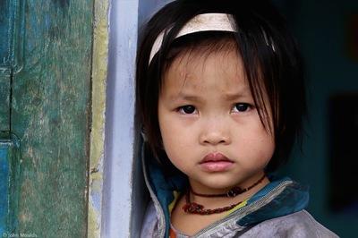 face of vietnam - Chu Thuong Preschool, Ha Giang Province