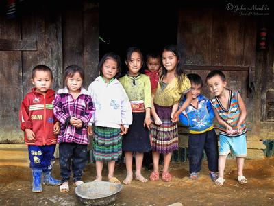 face of vietnam - Hmong, Lang Mo