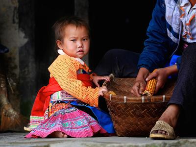 face of vietnam - Hmong, Vang Ma Chai