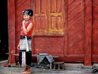 face of vietnam - Lu ethnic, Ma Quai Thang