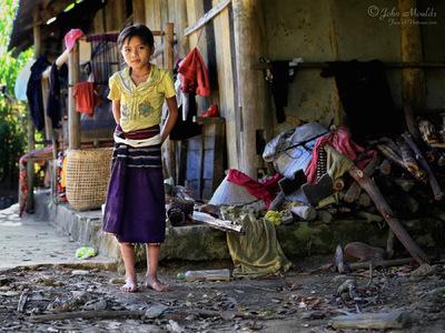 face of vietnam - Lu girl, Xa Na Tam