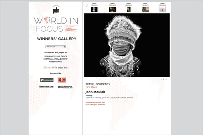 face of vietnam - World in Focus online magazine with the results of the 2014 photographic competition.