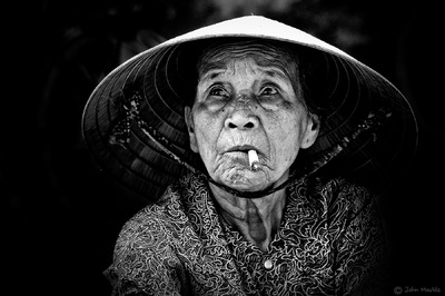 face of vietnam - Thanh Toan Market, Hua Province