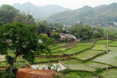 face of vietnam - Thuan Chau, Son La Province