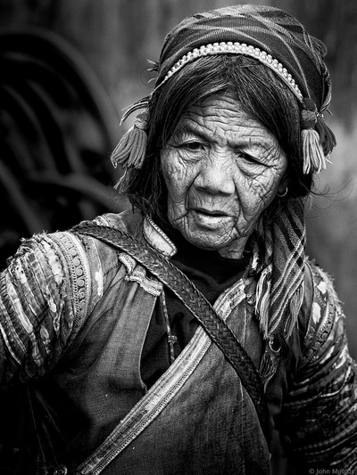 face of vietnam - MUONG TE & BAC HA 2017