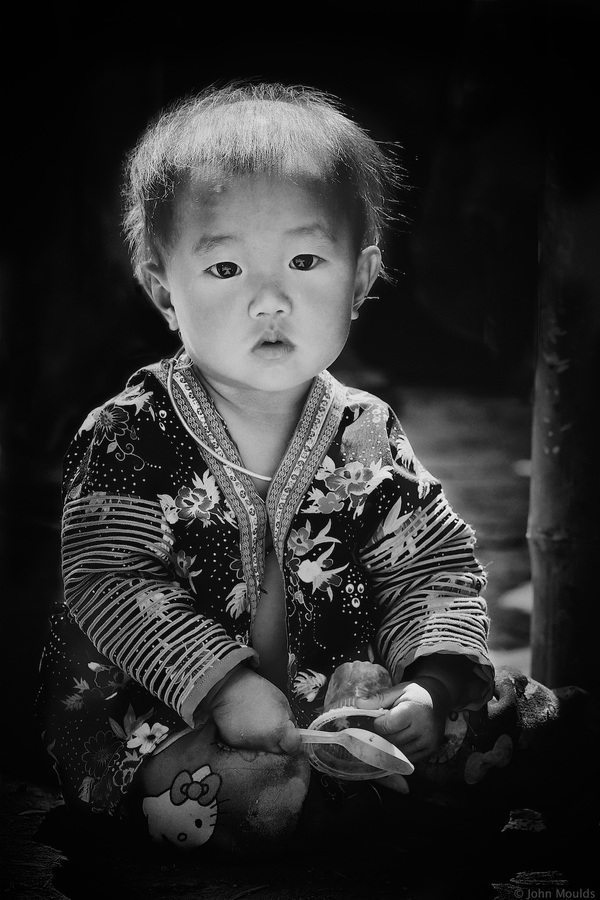 face of vietnam - BLACK & WHITE GALLERY