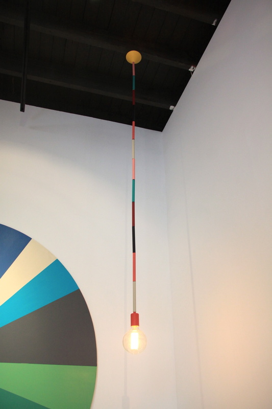 Danielle Brustman - Design - Kaleido Collection, 2013 Chain Light Design by BRUSTMAN + BOYDE