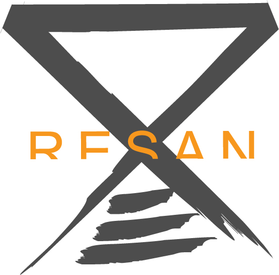 Resan - Resan - Logo design (Illustrator)