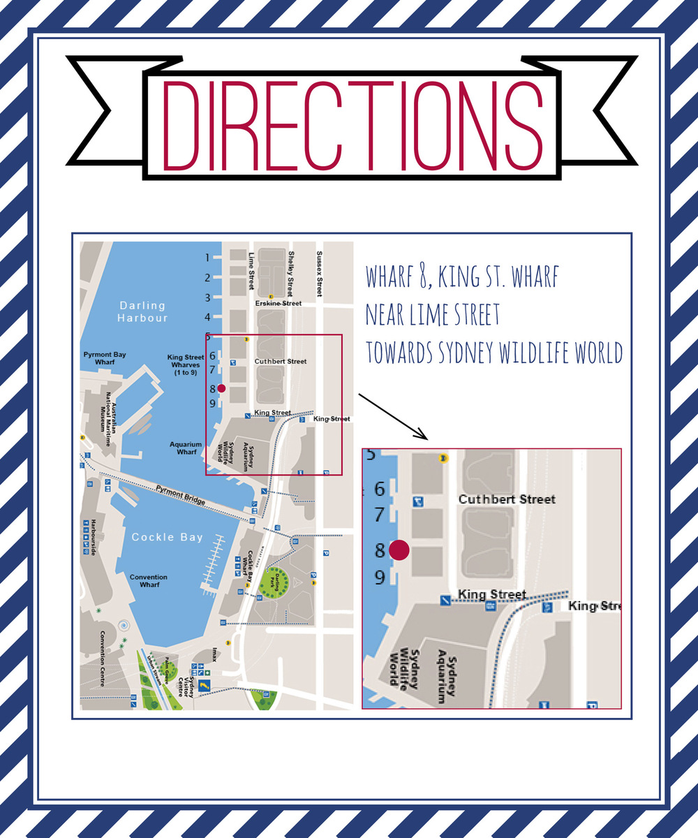 Kimberly Errey - Directions & Map