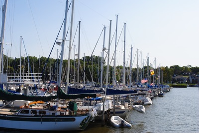 The Other Side of Perfect - Digital Photograph, August 2012, Saugatuck, Michigan