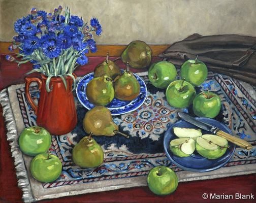 Marian Blank -