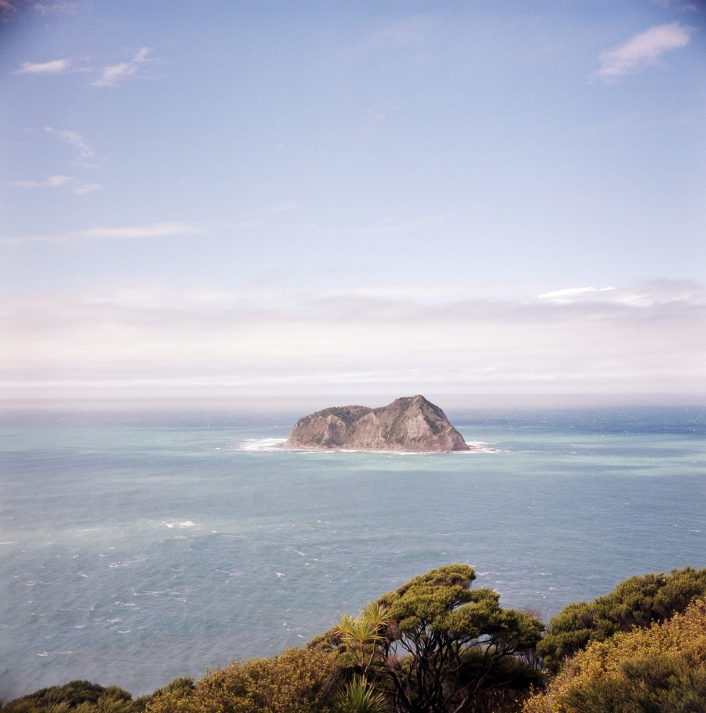 COLOUR-AND-SHAPE Photography - East Cape, New Zealand