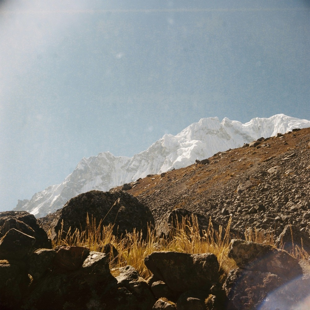 COLOUR-AND-SHAPE Photography - Peru - Pachamama (120mm film)