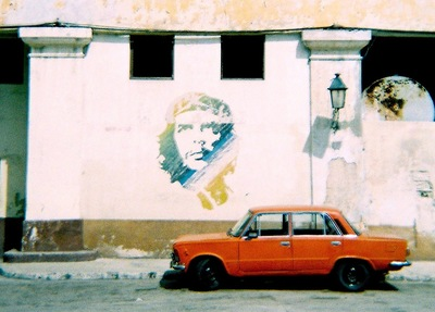 COLOUR-AND-SHAPE Photography - Cuba - Intact, 2015 (film)