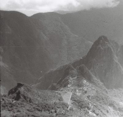 COLOUR-AND-SHAPE Photography - Machu Picchu - 2016