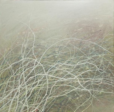 annparry art - winter canes