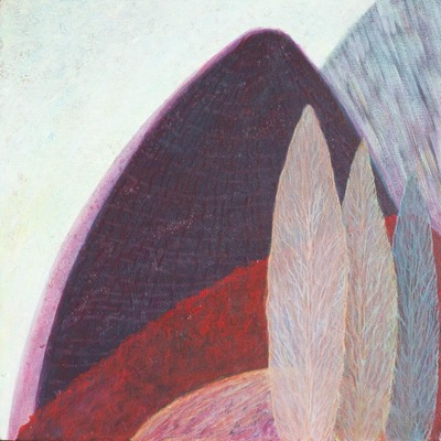 annparry art - woven mountain