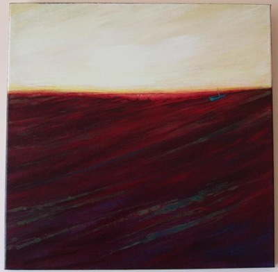 annparry art - red sea