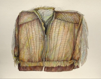 annparry art - Earth Jacket