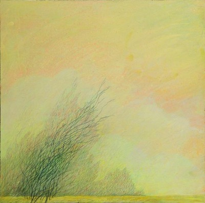 annparry art - afternoon reflections