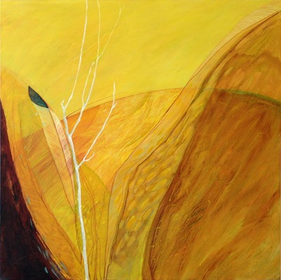 annparry art - yellow