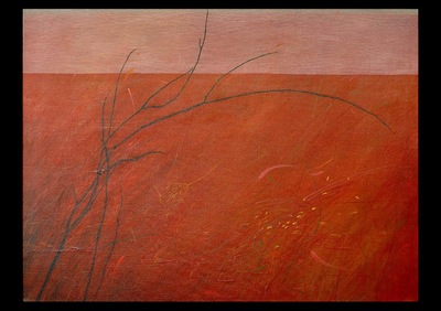 annparry art - red earth