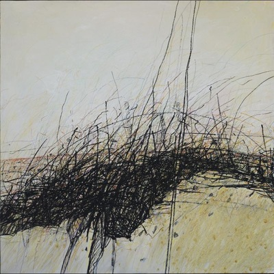 annparry art - Burnt-I