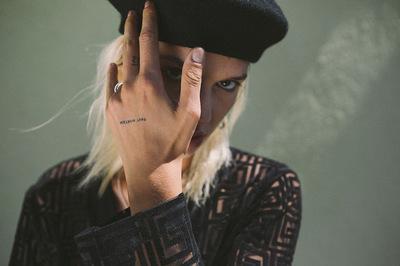 Simone Rudloff - cadillac dreams x hunger magazine