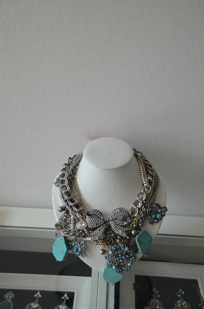 Curvaceous Design Portfolio - Custom neck piece