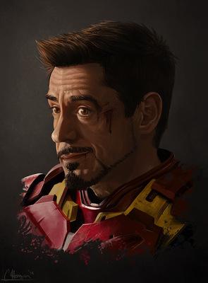 Celeste Hansen - Tony Stark