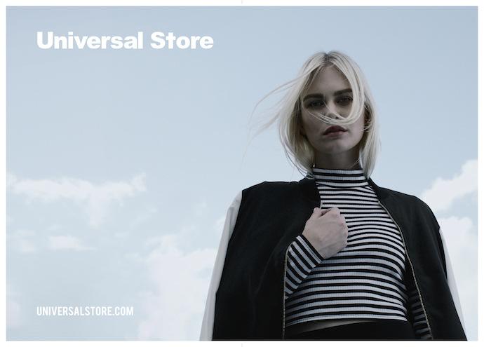 Penny Antuar Makeup Artist - Universal Store Winter 14