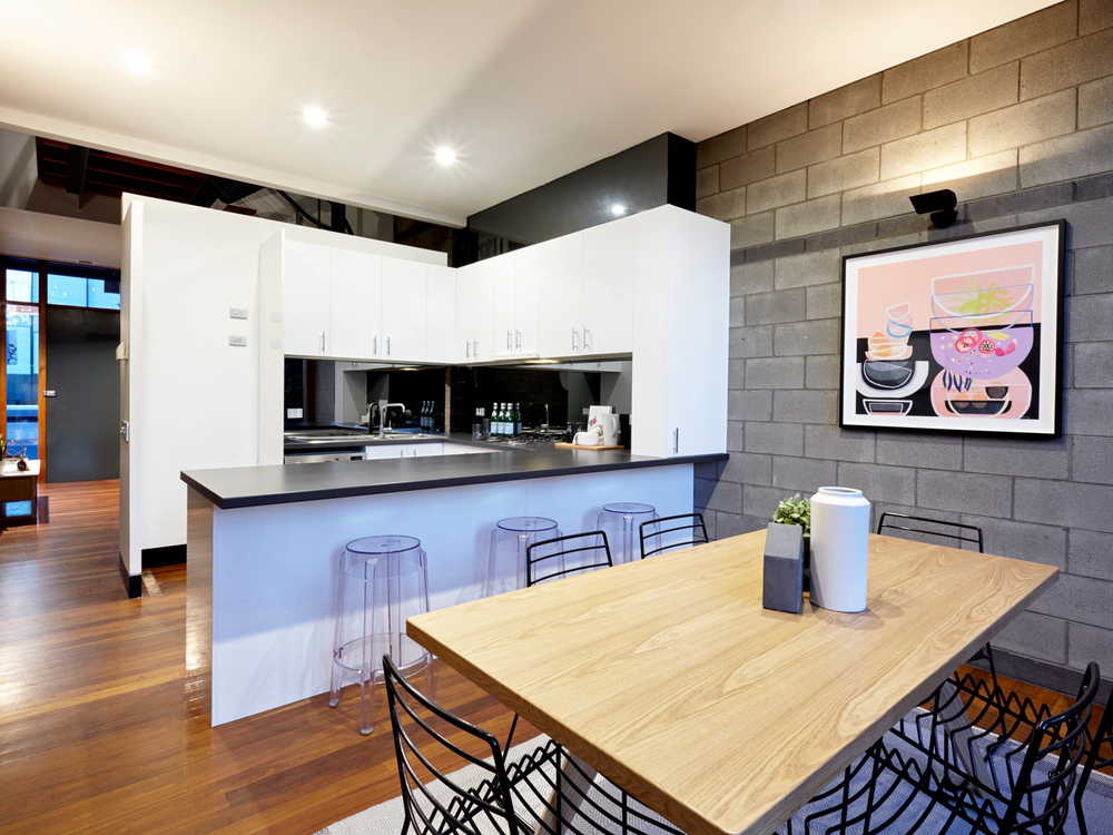 AB Photo - Cremorne Townhouse