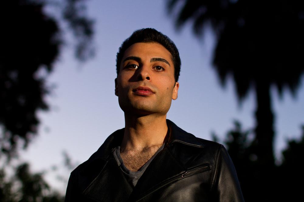 Adam Murakami - Portrait