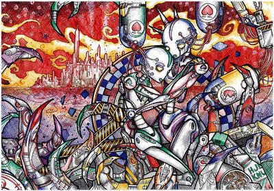 Crimson City Art is a artists in New Zealand