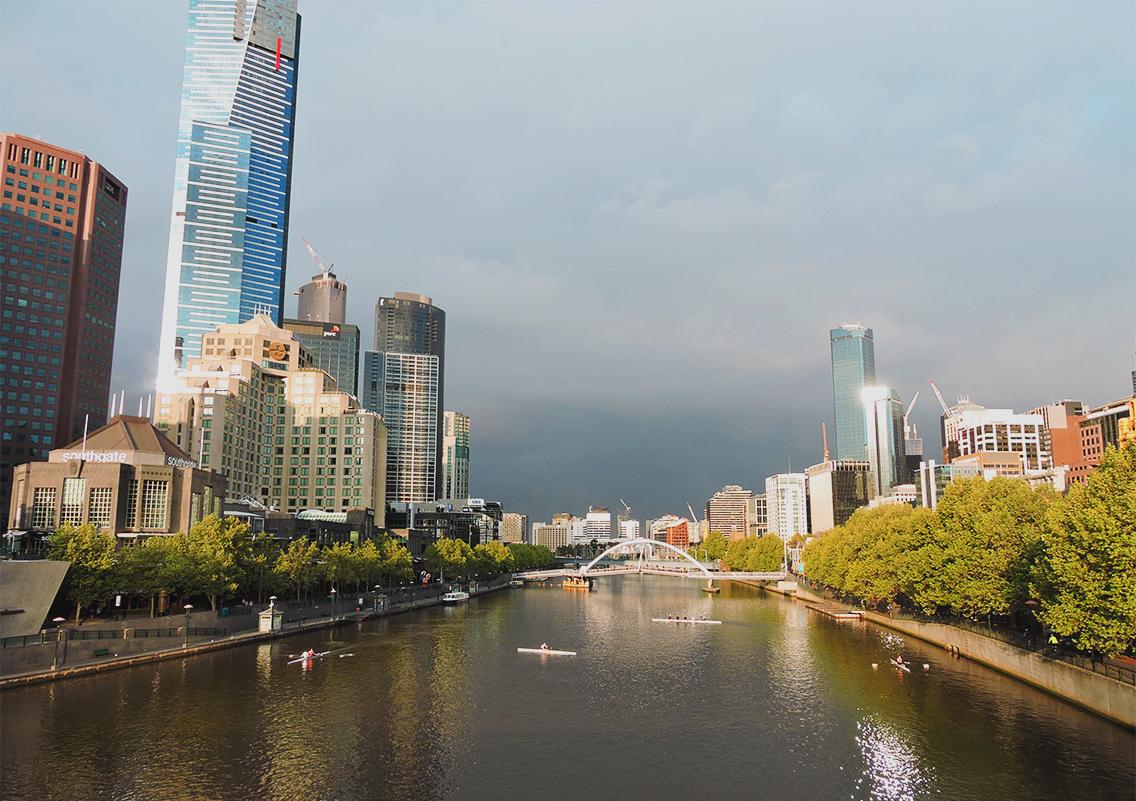 Elly Krieg - Melbourne, Australia